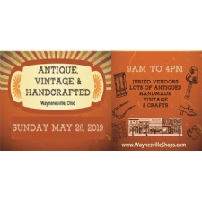 Main Street Antique and Vintage Show in Waynesville