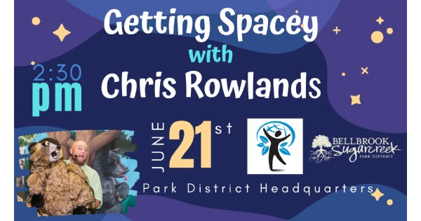 Gettin Spacey w/Chris Rowlands