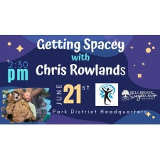 Gettin Spacey w/Chris Rowlands