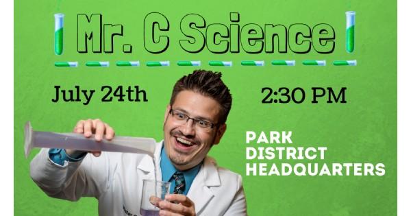 Mr C Science