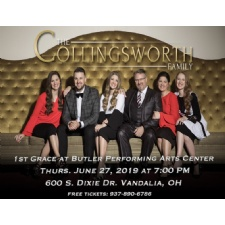 First Grace Presents The Collingsworth Family In Concert