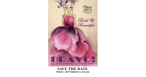 BRAVO! Champagne Brunch and Fashion Show