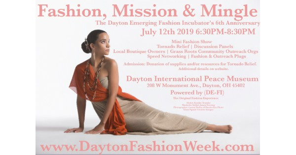 Fashion, Mission, & Mingle: Tornado Relief