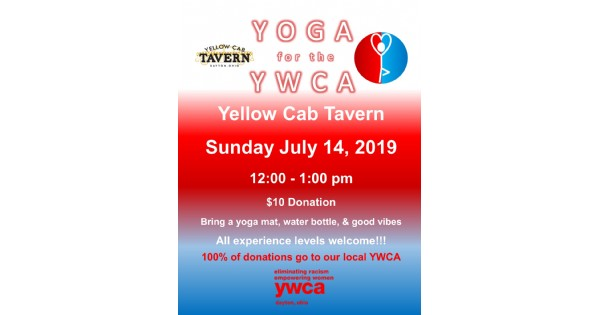 Yoga for the YWCA