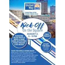 United Way Kick-Off on the Square