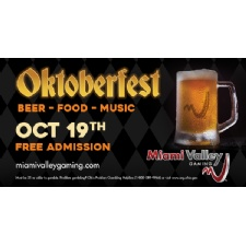 Oktoberfest at Miami Valley Gaming
