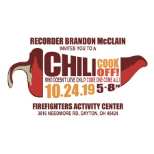 2019 Chili Cookoff