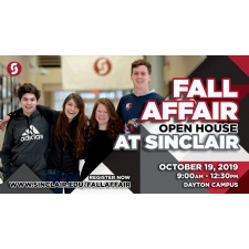 Sinclair Fall Affair Open House