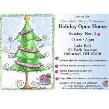 Lula Bell Holiday Open House