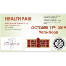 Beavercreek Senior Center Health Fair