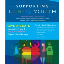 Supporting LGBTQ Youth Summit