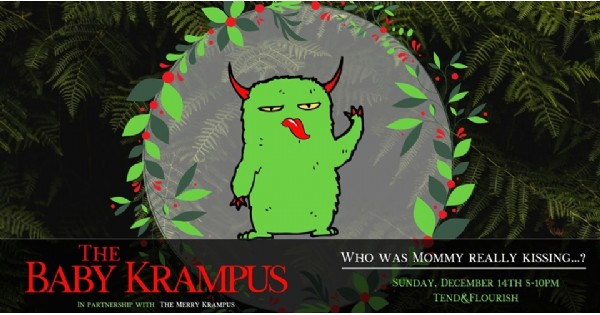 The Baby Krampus