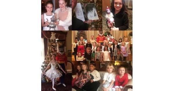 The Dayton Ballet Barre's annual Sugarplum Tea