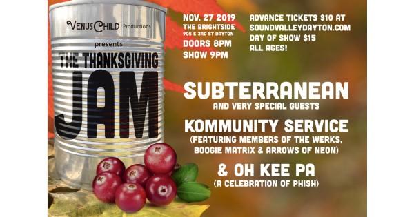 The Thanksgiving Jam