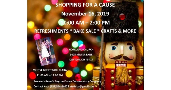 Shopping for a Cause Holiday Bazaar
