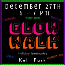 Holiday Glow Walk