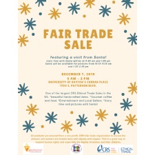 Holiday Fair Trade Sale