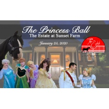 The Princess Ball at The Estate