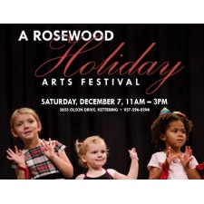 Rosewood Holiday Arts Festival
