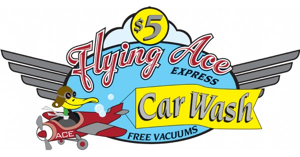 Flying Ace Express: Moraine Grand Opening Free Wash Week