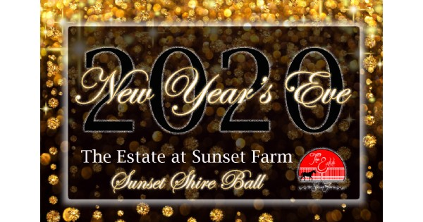 New Year's Eve at The Estate, The Sunset Shire Ball