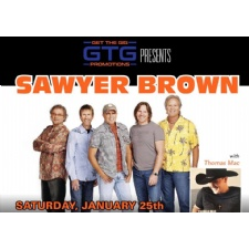 Sawyer Brown with Thomas Mac