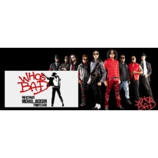 Who's Bad - The Ultimate Michael Jackson Tribute - canceled