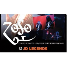 Zoso - The Ultimate Tribute to Led Zeppelin - canceled
