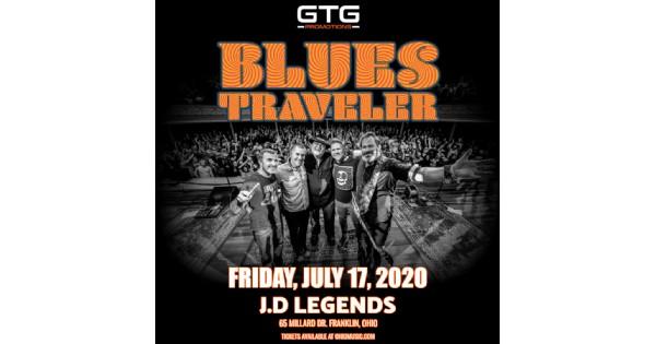 Blues Traveler - canceled
