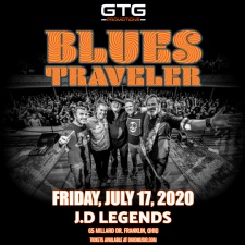 Blues Traveler - canceled