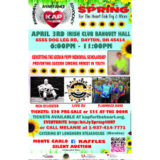 Spring for the Heart Fish Fry and More - canceled