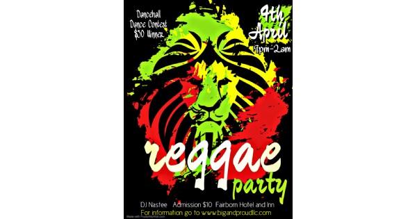 Reggae Party - canceled