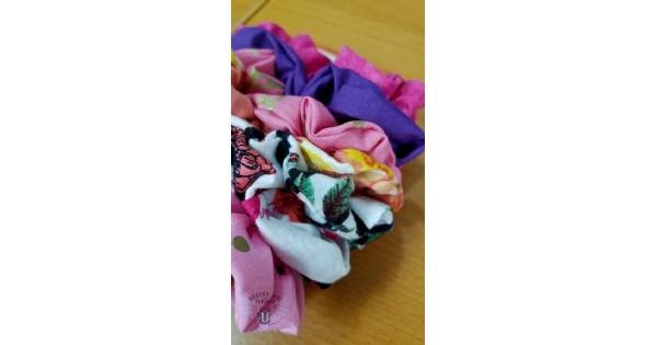 Sew 101 - Workshop - Scrunchies