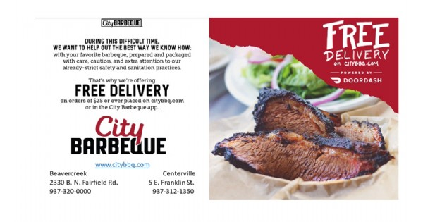 City Barbeque - Carry-out and delivery