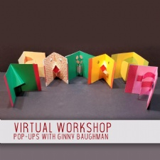 Virtual Workshop: Pop-Ups with Ginny Baughman