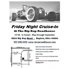 Cruise In at the Roadhouse
