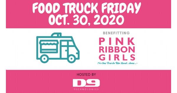 Food Truck Friday benefitting Pink Ribbon Girls