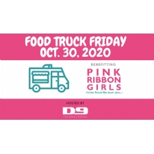 Food Truck Friday benefitting Pink Ribbon Girls
