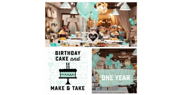 AR Workshop's Birthday Party