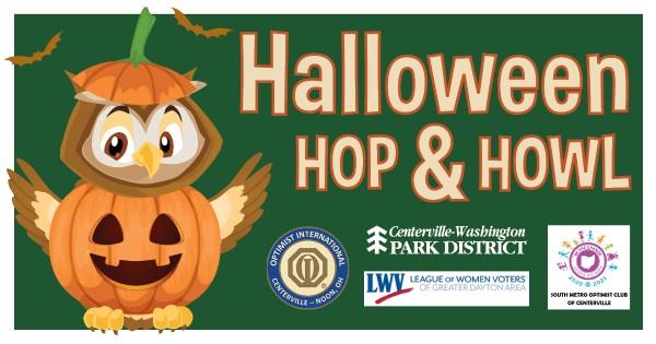Halloween Hop & Howl - canceled