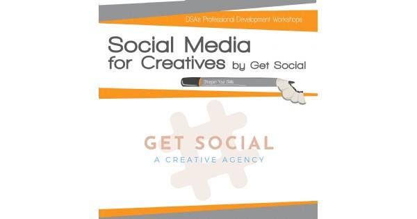 Social Media for Creatives by Get Social