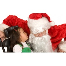 Sensory Friendly Santa - canceled