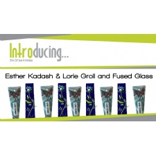 Introducing...Esther Kadash & Lorie Groll and Fused Glass