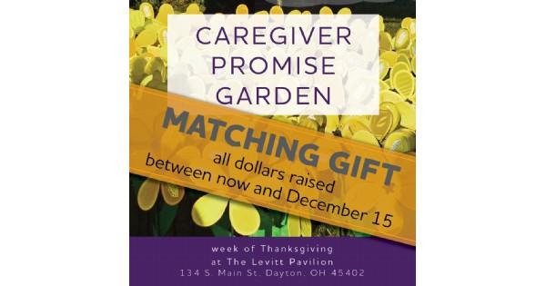 Alzheimer's Association - Caregiver Promise Garden