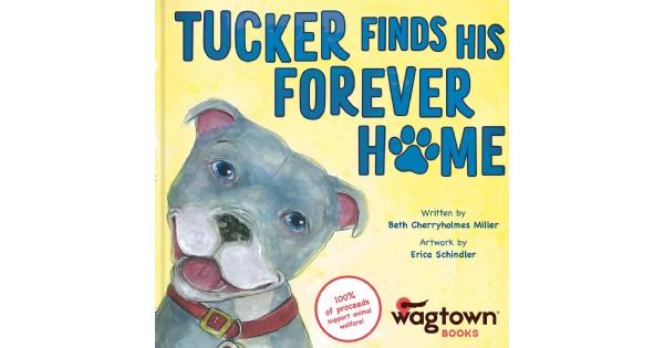 Tucker Book Release (100% to animal welfare)