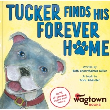 Tucker Book Release (100% to animal welfare)