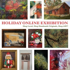 Dayton Society of Artists Members' Holiday Online Exhibition