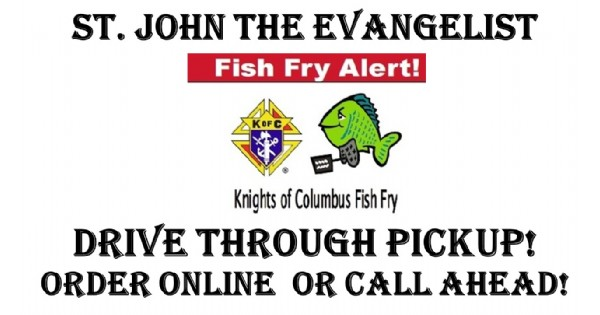 St. John West Chester Fish Fry-Days 2021