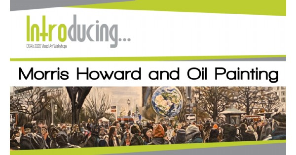 Introducing...Morris Howard and Oil Painting
