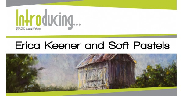 Introducing...Erica Keener and Soft Pastels